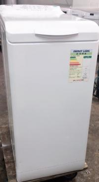 90%NEW)) ZWY60804SA washer ZANUSSI top loader